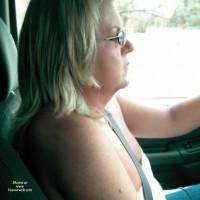 Hot Honey Driving In Houston