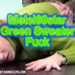 Motel69star Green Sweater Sex