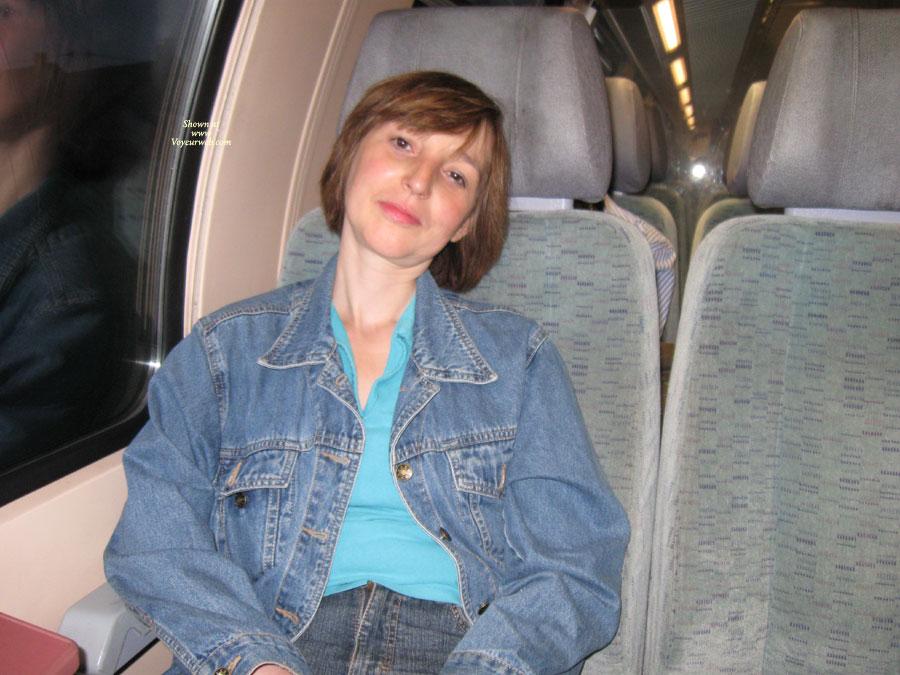 Pic #1 Im Zug