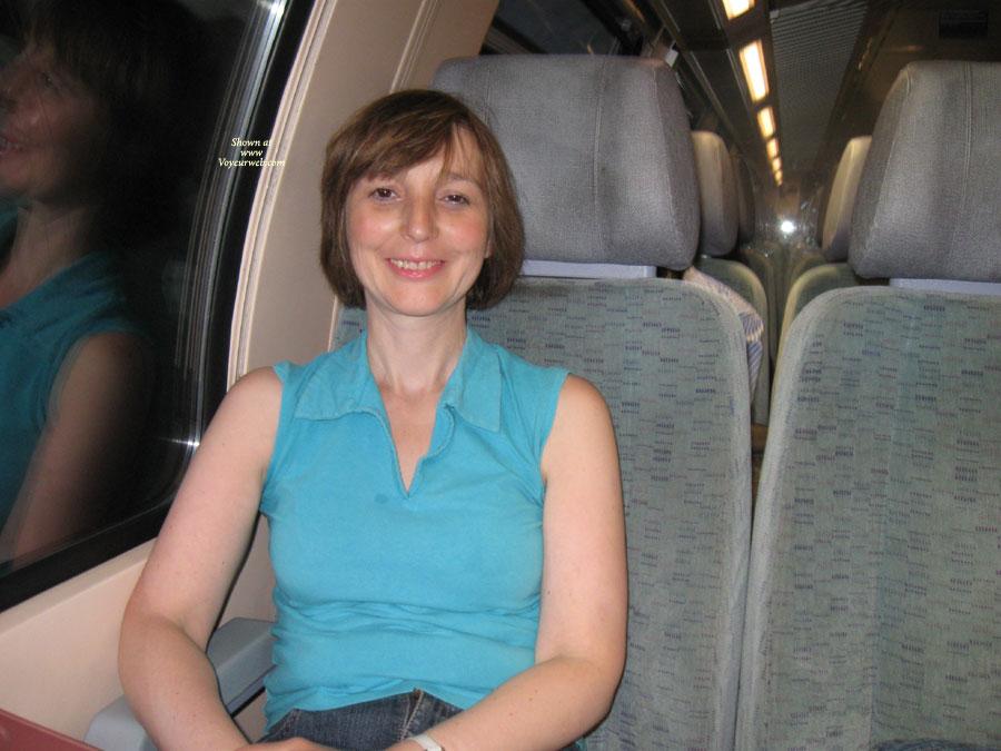 Pic #2 - Im Zug