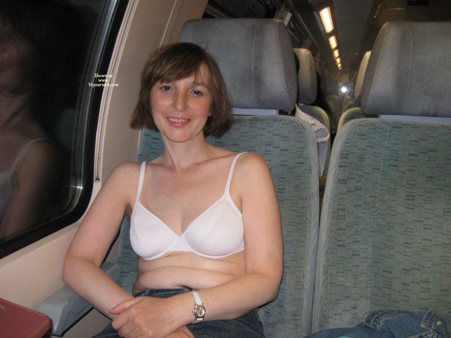 Pic #3 - Im Zug