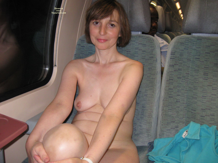 Pic #6 - Im Zug