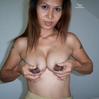 Lactating Woman - Milf, Topless