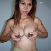Lactating Woman - Milf, Topless