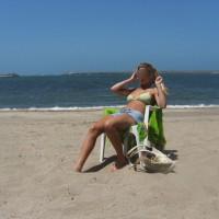 Amateur Photos:Nenucha En La Playa