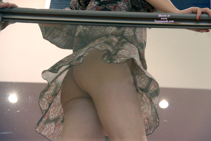 Voyeur Upskirt - Upskirt , No Undies, Great View, Nice Butt, No Panties, Up Skirt, No Panties In Public, Public Upskirt, Upskirt On An Escalator, Closeup Upskirt, Windy Day, Upskirt In Public