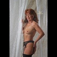 Wife in Lingerie: Modeling Session
