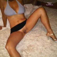 Pantieless Friend:We Are Back - Michelle Looking Good