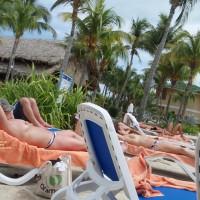 Topless :Cuban Holiday