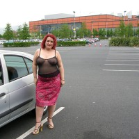 Amateur dressed sexy:Going To The Cinema