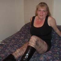 Carrie In Argyle Pantyhose