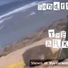 Amateur Video:Sandfly The Ark