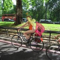 Street Voyeur:Nude Bike Ride