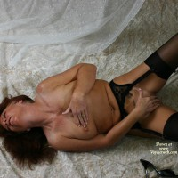 Wife in Lingerie: *LI Covering Up
