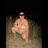 Nude Wife: Out At Night