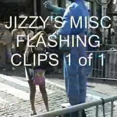 "Jizzy Misc ""flashing"" Compilation"