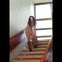 Nude Wife on heels:Sealc