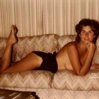 Nude Friend:Vintage 1980's