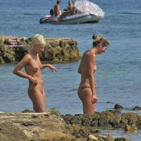 Beach Voyeur: Nudist Europeans