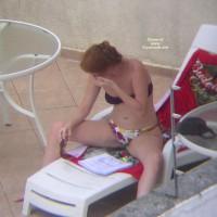 in Swimwear:Sweet Neighbor Part II Voyeur