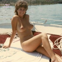 """Nude Friend:Boating In The """"80's"""""""