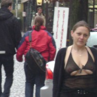 Topless Wife:Patricia From Belgium