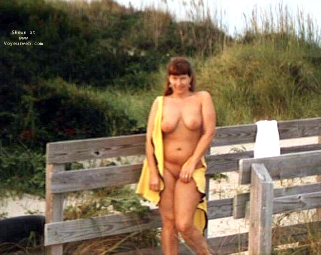 Pic #1 - Purple Patty at a beach