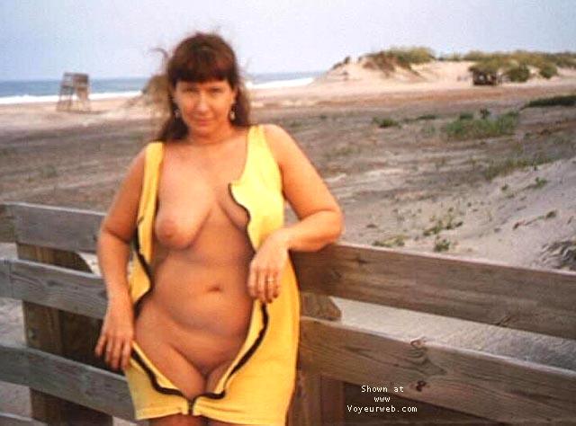 Pic #2 - Purple Patty at a beach