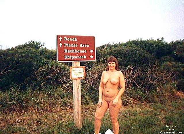 Pic #7 - Purple Patty at a beach