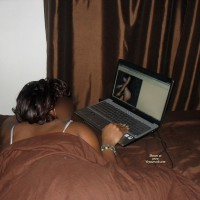 Wife in Lingerie:*LI Playing Around