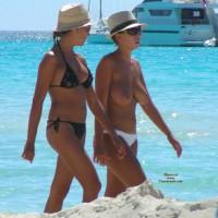Beach Voyeur:Mallorca Beach: Big Tits 6