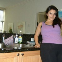 After Her Workout