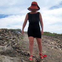 Nude Wife:Erotic Adventure At Teneriffa, Spain, Part I
