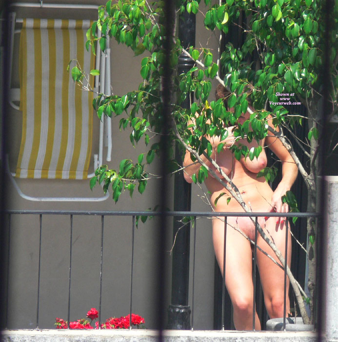 Amateur girl stripped naked in public 4
