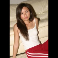 Christine Dirty Asian Girl Spread