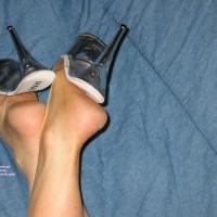 Nude Wife on heels:*NH Kelly