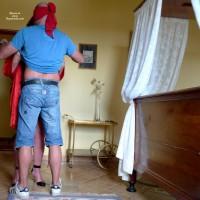 Nude Wife on heels:*NH Erotic Adventure At Teneriffa-Spain Part II