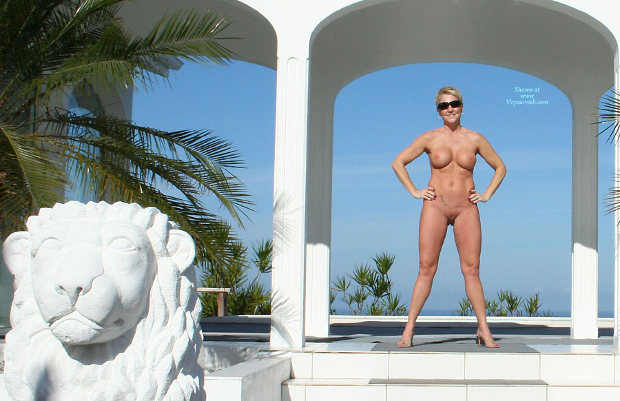 Pic #2 Nude Wife:Cheri On St. Barth's