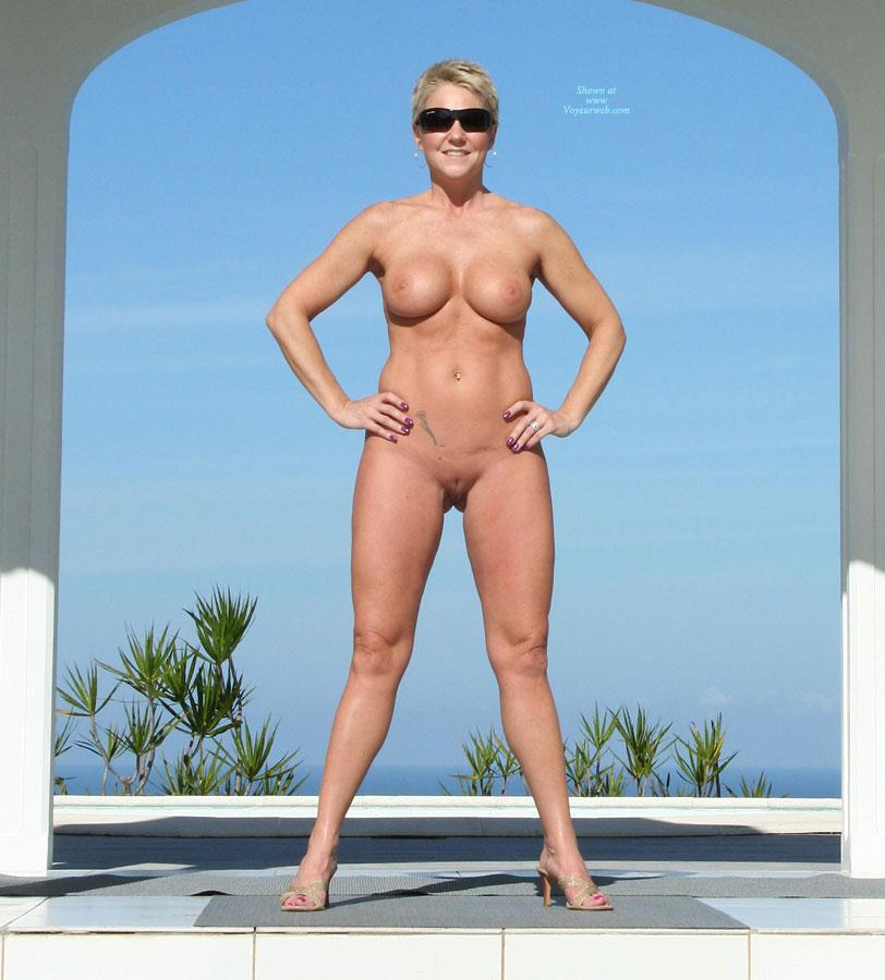 Wife nude resort