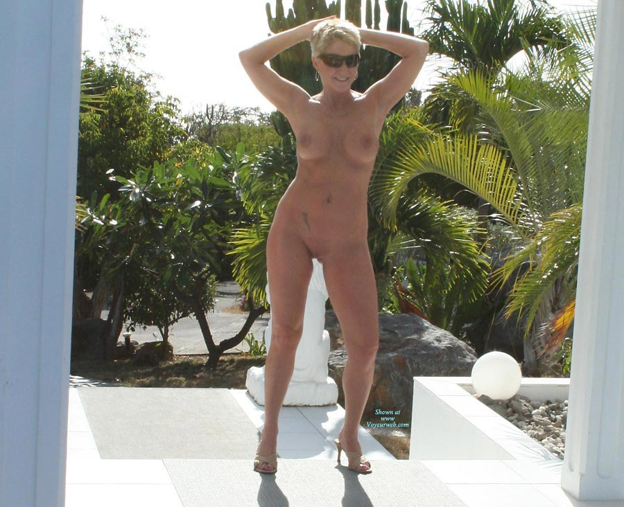 Pic #4 Nude Wife: Cheri On St. Barth's
