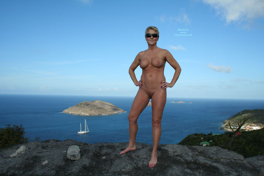 Pic #5 Nude Wife: Cheri On St. Barth's