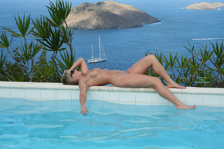 Pic #6 Nude Wife: Cheri On St. Barth's