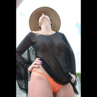 Translucent Black Top - Big Tits, Large Breasts, Naked Girl, Nude Amateur, Nude Wife , Fishnet Top, Large Boobs, Purple Finger Nail Polish, Sheer Black Top, Orange Wicked Weasel, Full Breasts, Orange Thong, Large Tits, Black See Thru Top With Large Breasts, Wicked Weasel