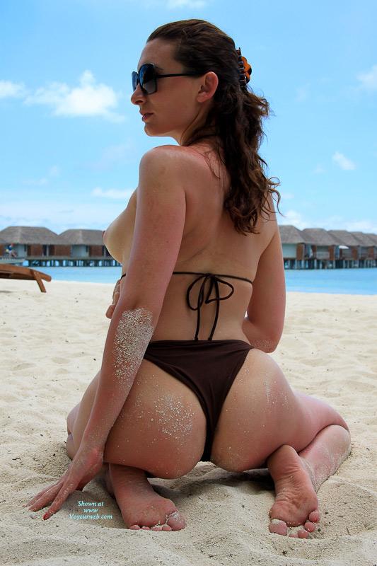 Pic #6 Nude Me:Beach Delight
