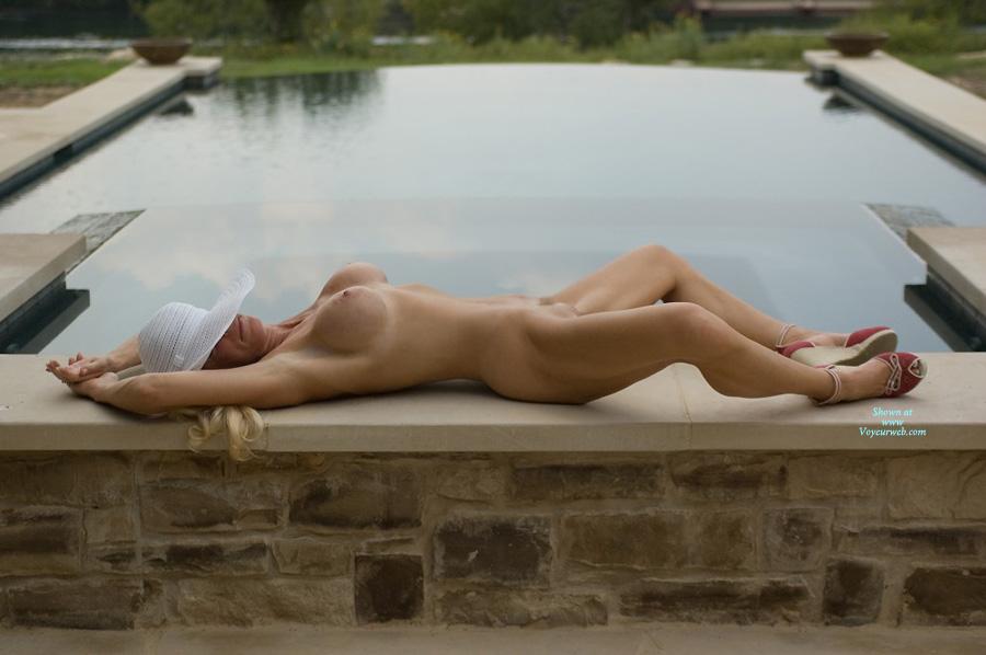 Pic #5 Nude Wife on heels:High Heeled Fun