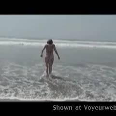 Beach Voyeur:Tq- On The Rosarito Beach March 2010