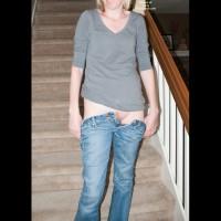 Nude Wife:Foolin' Around The House