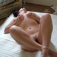 Nude Wife Cupping Her Tits - Naked Wife, Nude Amateur, Nude Wife