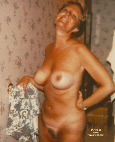 Pic #3 - Nude Wife: Ginger, Then And Now