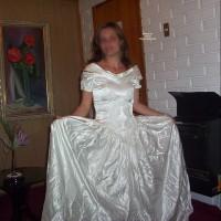 Nude Friend's Wife:Kika Bride